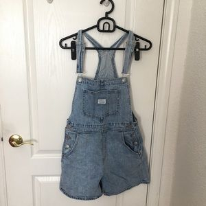 Vintage Levi's Overall shorts
